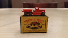 Matchbox 15a Diamond T Prime Mover NMIB