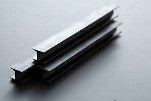 OO Gauge 1:76 Scale 115mm H-Beam Set of 3