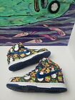 Nike Youth Dunk High SB QS Ugly Christmas sweater Size 2.5 Youth