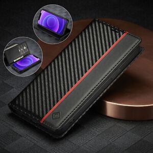 Wallet Case for iPhone 12 SE 2020 XR 11 7 8 Plus Flip Magnetic Card Holder Cover