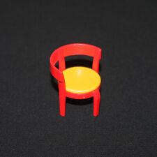 Playmobil vie quotidienne chaise arrondie 3926 3989 4062 4283 5606 7395