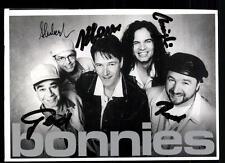 Bonnies Autogrammkarte Original Signiert ## BC 43788