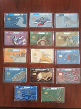The Labours of Hercules unopened set of collectable Greek Phone cards