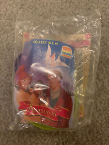Collectible Burger King Kids Club Anastasia Movie Toy 1997 NEW In Package