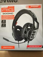 PLANTRONICS RIG 300 HC GAMING HEADSET FOR NINTENDO SWITCH, PS4, Xbox, PC