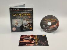 God of War Collection   HD Remastered   PS3 - Excellent Condition