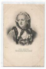 Marie Leczinska Reine de France  CPA carte postale  /cp610