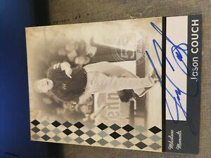 2009 PBA Bowling Autograph Milestone Moments Jason Couch