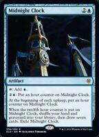 MTG x4 Midnight Clock Throne of Eldraine RARE NM/M Magic the Gathering