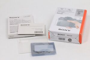 Sony PCK LG1 Screen Protect Glass Sheet 7SM2 7RM2 7M2 JAPAN 201413