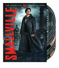 Smallville Complete Ninth Season 9 Nine DVD SET Collection Series Show Lot TV R1