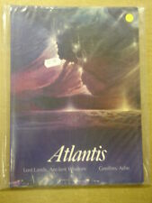 ATLANTIS LOST LANDS ANCIENT WISDOM VF THAMES AND HUDSON US MAGAZINE