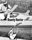 """Model Airplane Plans (FF): BOUNTY HUNTER 51""""ws, 391si Class A by Dick Mathis"""
