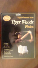 1997 Topps Tiger Woods Photo Pack - 6 photos- 8 x 10s -Sealed-Unopened - Masters
