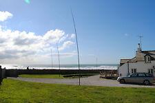 Amateur Radio Present Telescopic Fibreglass Antenna Pole Ham Radio