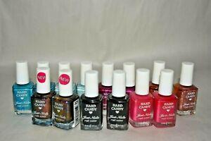 2X Hard Candy just nails Nail color polish U Choose 💕