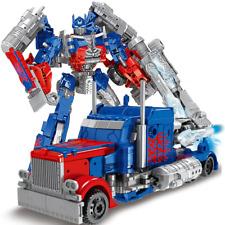 Transformer Optimus Prime Classic Kids Action Figure Robot Toy Kid Birthday Gift
