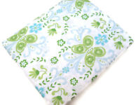 Pottery Barn Kids Multi Colors ButterFly Ivy Floral Vine Full Queen Duvet Cover