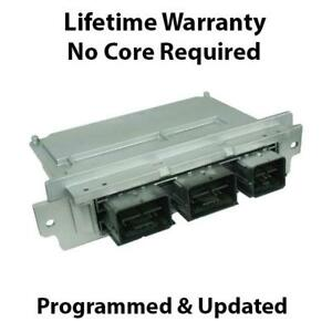 Engine Computer Programmed/Updated 2010 Ford Escape AM6A-12A650-DE YDA4 2.5L