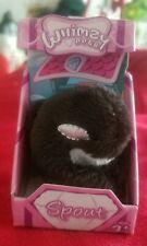 Whimzy Pets 2009 Blip Toys  Miniature Collectible Plush Spout Whale  NEW