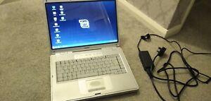 "Compaq C300 Laptop LinuxMint *newbatteries 2gbRam@1.66ghz 160gbHDD 15.4"" AC inc"