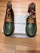 LACOSTE MARCEAU BOOT.UK  7  REDUCED TO £95
