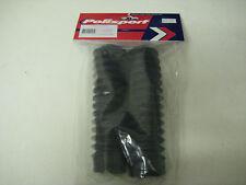 Polisport Enduro Trail Bike Motocross Fork Boots/Gaiters. Black. 215x28. QUALITY