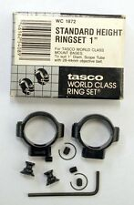 "Tasco World Class Ring Set 1"" WC1872"