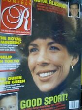 Royalty Magazine Volume 8 #7, Caroline In Russia, Anne Interview, Philip In Toky