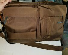 Tumi Tech Laptop Crossbody Bag New W/ Tag retail $255 brown S04963BRZD