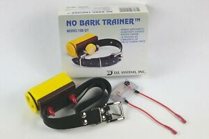 Dog No Bark Trainer DT Systems Model 190-DT