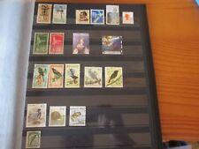 19  timbres stamp NOUVELLE ZELANDE   OBLITÉRÉS TOUS ETATS VOIR PHOTOS
