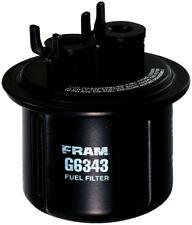 fuel filter fram g6343