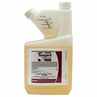 1 Quart Permethrin SFR 36.8% Tengard Oneshot Insecticide Makes 20-50 Gallons