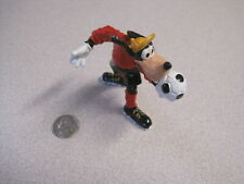"Disney Goofy ""Soccer Player"" Good Luck Piece From Germany - 3.5 inches - New"