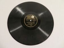 DECCA 78rpm Record Louis Armstrong BLUEBERRY HILL & THAT LUCKY OLD SUN #24752
