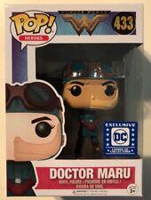 FUNKO POP GAL GADOT WONDER WOMAN DC Legion of Collectors DOCTOR MARU