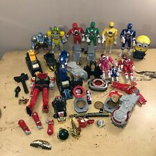Power Rangers Toys Lot Action Figures Megazord, Morpher- Vintage Bandai + Others