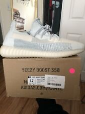 adidas Yeezy 350 Cloud White Release