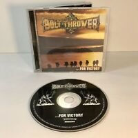 Bolt Thrower - For Victory - CD - Complete - Tested