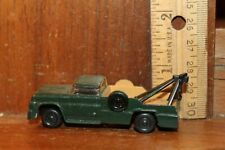 Vintage Ho Scale Tow Truck Wrecker