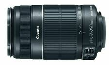 Canon EF-S 55-250mm f/4.0-5.6 IS II Zoom Lens With Image Stabilizer