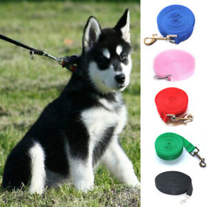 1.5/1.8/3/6/10M Pet Dog Lead Leash Safety Harness Small Dog Puppy Training Rope