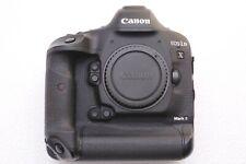 Canon EOS-1D X Mark II 20.2MP Digital SLR Camera - Black (Body Only)