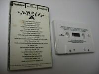 RARE 1992 BMG Sampler Compilation Promo Cassette Annie Lennox Matthew Sweet MORE