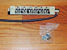 SONY SDM-HX93 Button board assembly w Org Screws, clip, & Cable LHX73/93 Key
