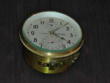 Russian marine chronometer Polet Kirova original good working condition