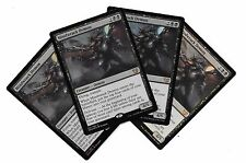 4 MINDWRACK DEMON Foil Duel Deck WOTC Demonio Ruina Mental Promo NM English MTG