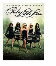 Pretty Little Liars - Komplette Season 6 [DVD] NEU Staffel Sechs Series ENGLISCH