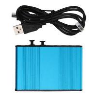 Scheda audio ottica USB S / PDIF Channel 5.1 Box DAC Audio per PC Laptop